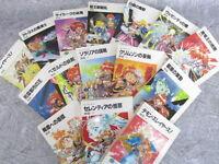 SLAYERS Novel Complete Set 1-15 Hajime Kanzaka Araizumi Book Japan FJ