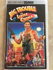 Big Trouble In Little China ( PSP Movie), Cleaned & Tested