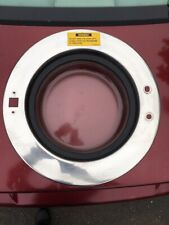 Wascomat W 74 Door With Glass & Gasket Seal