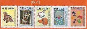 [F2-1] Kosovo 20.11.2001 Second stamps. MNH
