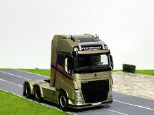 "WSI TRUCK MODELS,VOLVO FH4 GLOBETROTTER XL 6x2 ""PERFORMANCE EDITION NORWAY """