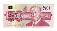 50 Dollars Kanada 1988 P.98a UNC Canada