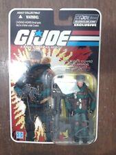 G.I. Joe Figure Subscription FSS - Oktober Guard Anti-Armor Specialist Big Bear