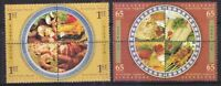SINGAPORE 2008 MACAU JOINT ISSUE LOCAL DELIGHTS COMP. SET OF 8 STAMPS IN MINT