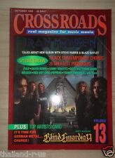 Iron Maiden Thai Magazine '95 Blind Guardian David Bowie Echobelly Lenny Kravitz