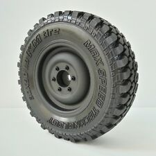 MST CFX Spare Wheel 1.9 KM Crawler Tire CFX Tamiya CC-01 XC Pajero 1/10