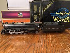 Weaver Pennsylvania L-1S 2-8-2
