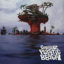 Gorillaz-PLASTIC BEACH VINILE UE 2lp