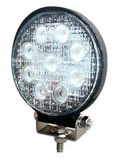 Projecteur, Lampe de Travail, Tunnel Lampe, 27w 9 LED, 2100 Lumen, 10v à 30v Dc