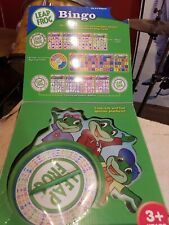 Leapfrog Bingo Educational Shapes Colors Letter Sounds Numbers Animals