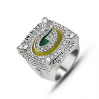 2010 Green Bay Packers Championship Ring Sport Fans Gift Size 9-12