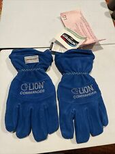 New Listinglion Commander Structural Fire Firefighter Gloves L Large