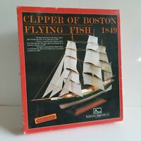 Scientific Heritage 1/200 Clipper of Boston Flying Fish 1849 Wood Ship Model