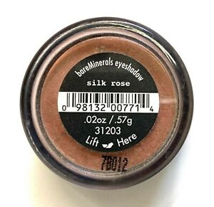 bareMinerals Loose Power Eyeshadow - Silk Rose .02  oz / .57 g