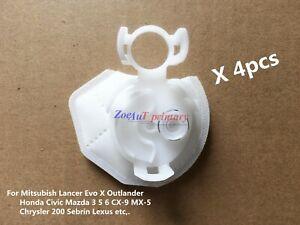 4pcs strainer fuel pump filter FS246 For Mitsubish Lancer Evo X Outlander Honda