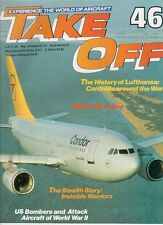 TAKE OFF 46 WW2 Me262_WW2 US BOMBERS ATTACK PLANES_STEALTH ACFT_LUFTHANSA B707