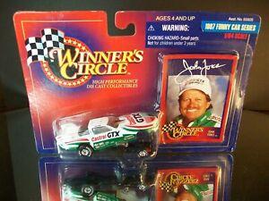 John Force Castrol GTX NHRA Funny Car 1997 Pontiac Firebird 1:64