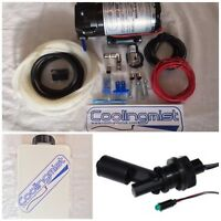 COOLINGMIST STAGE 1 WATER METHANOL INJECTION KIT GTI FSI TSI S3 ED30 AEM ST N54