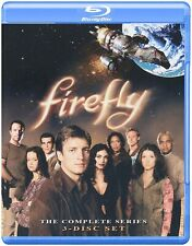 [Used 3 Disc-Set Blu-Ray] Firefly: The Complete Series