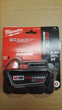 Milwaukee 48-11-1850 M18 Red Lithium XC 5.0 Extended Capacity Battery - NEW