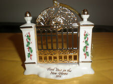 Lenox 2011 First Year In The New Home Ornament New Last 3 To Sell No Box