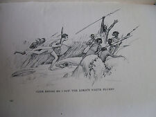 The Magicians of Charno Geoffrey Williams Africa Lost Race Adventure 1913 Rare!!