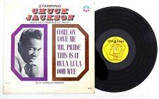 CHUCK JACKSON / CHARLIE FRANCIS Greatest Hits LP SPINORAMA RECORDS M123 MONO VG+