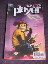 VERTIGO DC COMICS - PROPOSITION PLAYER #5