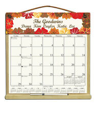 PERSONALIZED CALENDAR WITH 2018, 2019 & AN ORDER FORM FOR 2020 -  FLOWERS