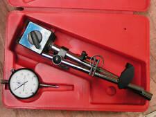 Indicatore di prova Quadrante 0-10 mm con supporto magnetico