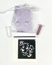 101 Dalmatians party bag fillers Girls Or Boys Mini Glitter Tattoo Kits