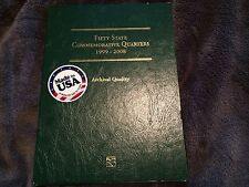 50 US State Quarters Complete Set Littleton Album 1998-2008 - Instant Collection