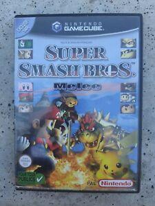 Super Smash Bros Melee  (Nintendo GameCube) sans notice