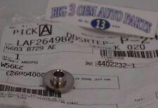 2006-2010 Jeep Grand Cherokee Radio Antenna Mast Nut new OEM 56038729AE
