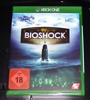 BIOSHOK THE COLLECTION KOMPLETT IN DEUTSCH XBOX ONE SCHNELLER VERSAND NEU & OVP