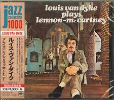 LOUIS VAN DYKE-PLAYS LENNON-MCCARTNEY-JAPAN CD Ltd/Ed B63