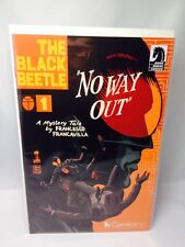 THE BLACK BEETLE #1 - Rare Comicspro Variant Francesco Francavilla 1st printing