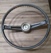 1961 & 1962 Chevrolet Bel Air Or Biscayne Steering Wheel And Horn Ring
