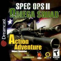 🔥 Spec Ops Omega Squad Sega Dreamcast  Disk Only