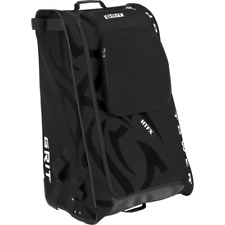 Grit Htfx Hockey Tower 33 inch Wheeled Equipment Bag Black New