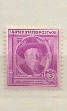 US 980 Joel Chandler Harris 3c single MNH 1948