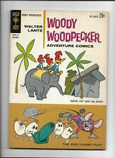 WOODY WOODPECKER #74 [1962 VG+] SPACE MOUSE STORY!