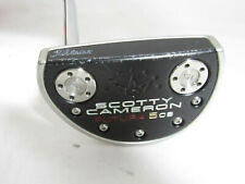 "Used LH Titleist Scotty Cameron Futura 5CB 34"" Putter"