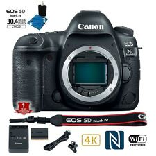 Canon EOS 5D Mark IV /MK4 5d mk iv 5d mkiv DSLR Camera + lens cleaning kit