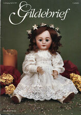Gildebrief 5/1997 CD format Dollmaking Antique Dress Patterns Knit Socks Beading