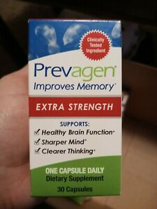 FREE SHIPPING!!!!!!   Prevagen Extra Strength 20mg 30 Capsules