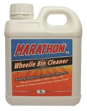 Wheelie Bin Rubbish Waste Bin Cleaner degreaser disinfectant 1Lt indoor outdoor