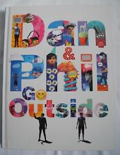 Dan and Phil Go Outside by Dan Howell & Phil Lester  (Hardcover)