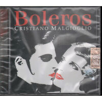 Cristiano Malgioglio CD Boleros / MBO Sigillato 3259130069655