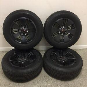 "Set Of Isuzu D Max 18"" Wheels And Tyres"